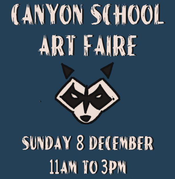 canyon school art faire 2019