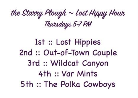 lost hippy update